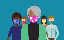 group-with-masks